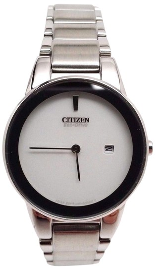 Preload https://img-static.tradesy.com/item/21258784/citizen-eco-drive-ladies-axiom-series-silver-dial-ga1050-51a-watch-0-1-540-540.jpg