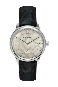 Burberry Burberry Men's The Classic Round Watch BU10008
