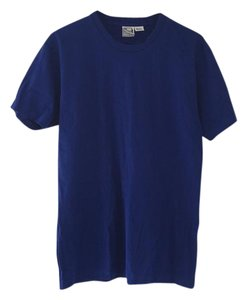 American Apparel T Shirt Lapis Blue