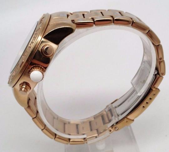 Invicta Womens 21611 Rose Gold-Tone Stainless Steel Bracelet Watch