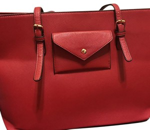 Red Tote Tote in red