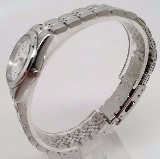 Ladies C itizen Quartz. Numbers Dial Stainless Watch With Date EQ0510-58A