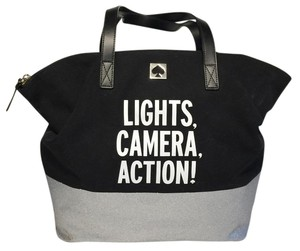 Kate Spade Bon Travel Tote in Lights Camera Action