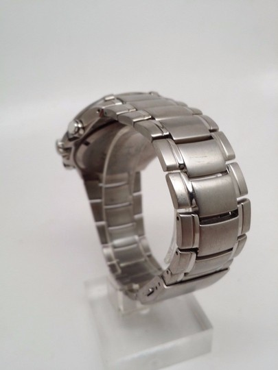 Citizen Eco-Drive Mens Titanium Gray Solar 24H Date Chronograph Watch CA0260-5