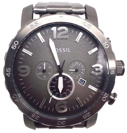Preload https://item5.tradesy.com/images/r1437-men-s-nate-chronograph-gray-dial-stainless-steel-push-button-bro-watch-21259259-0-1.jpg?width=440&height=440