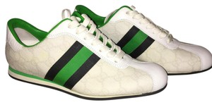 Gucci white/green Athletic