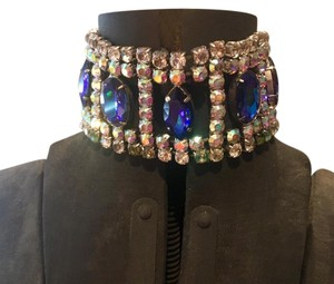 Made for a Queen Swarovski Crystal Necklace - as seen on RuPaul's Dr