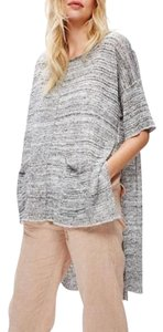 Free People Light Summer High-low Boho Sweater