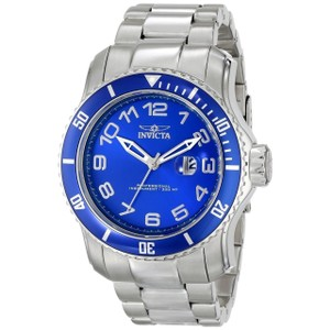Invicta Men's 15073 Pro Diver Analog Display Japanese Watch Light Scratches