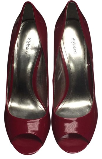 Preload https://item3.tradesy.com/images/style-and-co-red-celine-pumps-size-us-85-regular-m-b-21259357-0-1.jpg?width=440&height=440