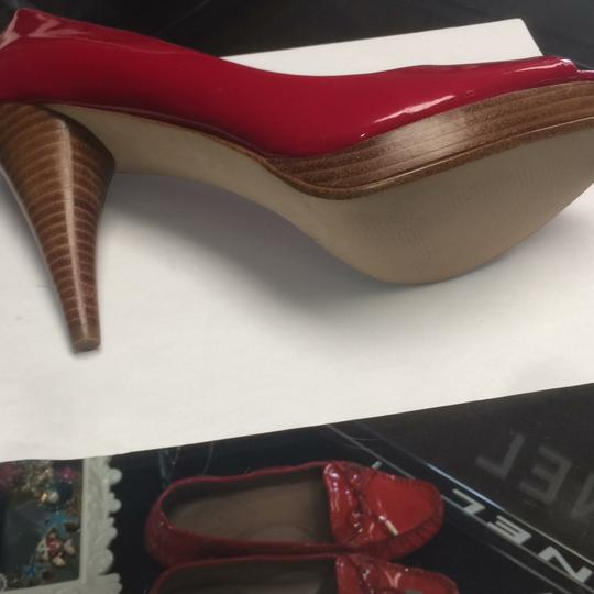 Style & Co Red Pumps