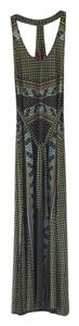 multicolor green Maxi Dress by Tigerlily