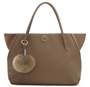 Vince Camuto Tote in Warm Taupe