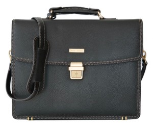 Brooks Brothers Attache Briefcase Laptop Laptop Bag