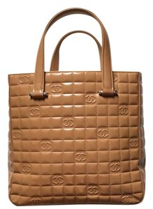 Chanel Tote in Tan Brown