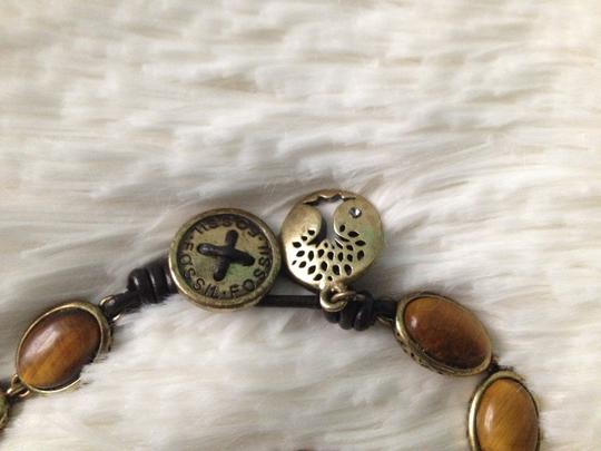 Fossil Fossil Bracelet and Earring Set