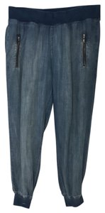 Cloth & Stone Baggy Pants blue