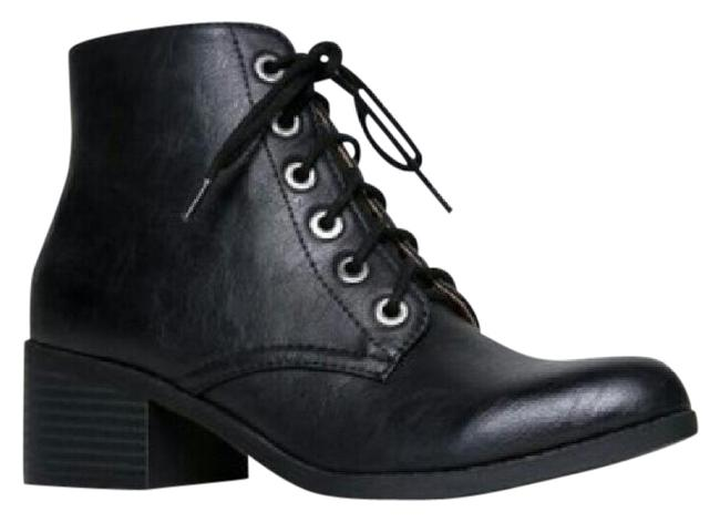 City Classified Black 317 Petra Boots/Booties Size US 10 Regular (M, B) City Classified Black 317 Petra Boots/Booties Size US 10 Regular (M, B) Image 1
