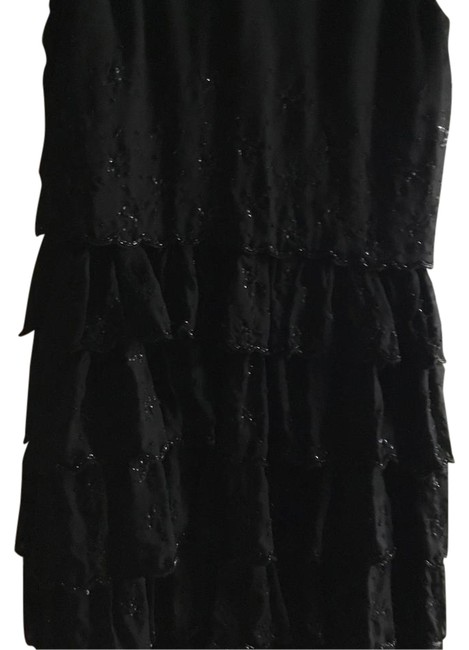Preload https://item5.tradesy.com/images/ralph-lauren-black-knee-length-night-out-dress-size-6-s-21259644-0-1.jpg?width=400&height=650
