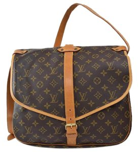 Louis Vuitton Saumur 35 Crossbody Lv Saumur Shoulder Bag