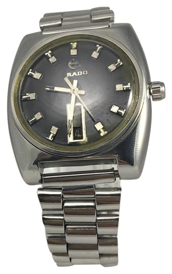 Preload https://img-static.tradesy.com/item/21259990/rado-steel-305837-watch-0-1-540-540.jpg