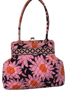 Vera Bradley Designer Satchel in Loves Me