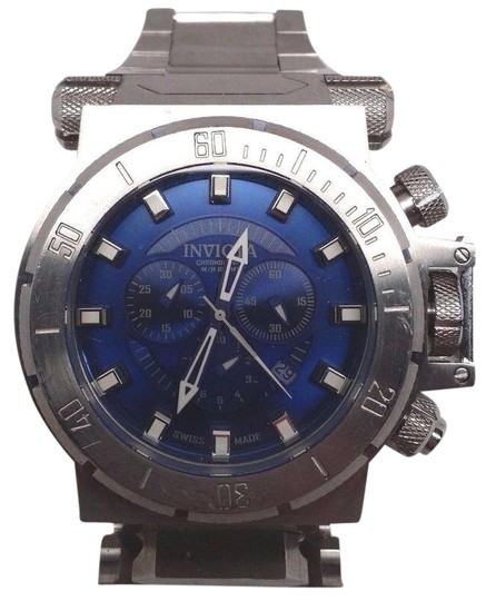Preload https://img-static.tradesy.com/item/21260204/invicta-mens-1939-coalition-forces-chronograph-blue-dial-stainless-steel-watch-0-1-540-540.jpg