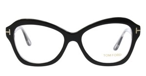 Tom Ford NEW Tom Ford TF5359 Oversized Black Eyeglasses