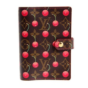 Louis Vuitton Monogram Murakami Cherry Agenda PM
