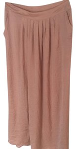 Bershka Maxi Skirt light pink, nudish
