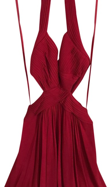 Preload https://img-static.tradesy.com/item/21260598/bcbgmaxazria-red-short-night-out-dress-size-2-xs-0-1-650-650.jpg