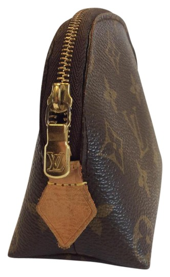 Preload https://item2.tradesy.com/images/louis-vuitton-brown-monogramed-pouchbag-cosmetic-bag-21260611-0-2.jpg?width=440&height=440