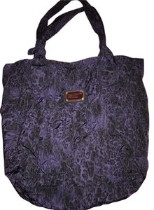 Marc Jacobs Marcbymarcjacobs Tote in purple cheetah