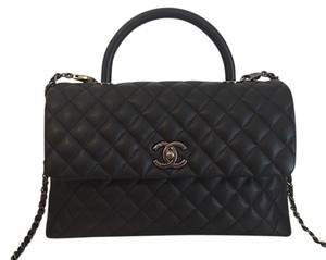 Chanel Flap Jumbo Coco Crossbody Shoulder Bag