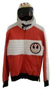 Marc Ecko Hooded Bright Jacket