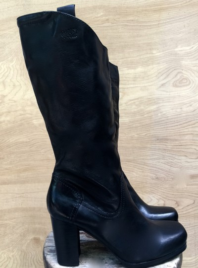 Other New Leather black Boots Image 2