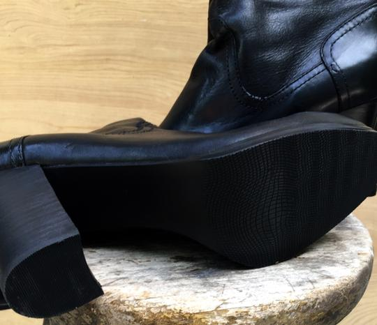 Other New Leather black Boots Image 3