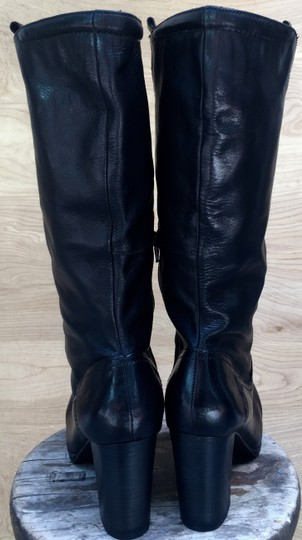 Other New Leather black Boots Image 6