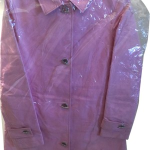 Burberry London Pink Jacket