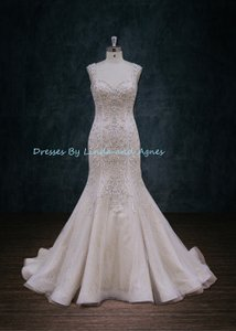 Custom Designed Wedding Dress