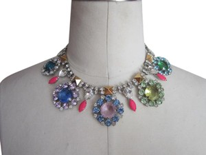 Juicy Couture Gorgeous Retired Juicy Couture Multi color Rhinestone Beaded Statement