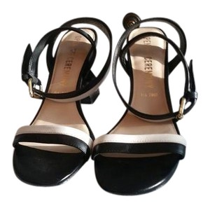 Opening Ceremony Black/White Sandals