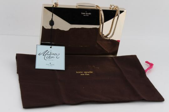 Kate Spade Gold Clutch Image 10
