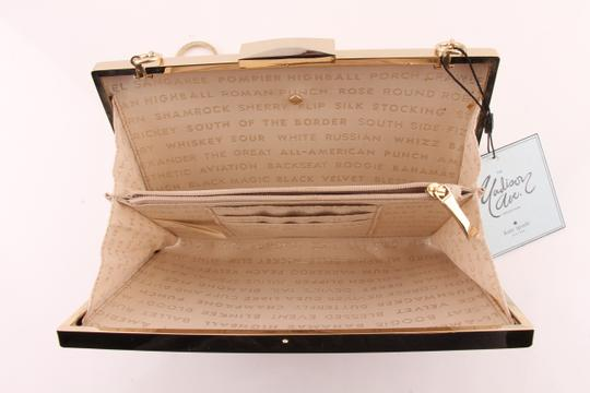Kate Spade Gold Clutch Image 6