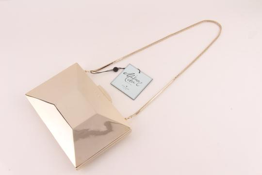 Kate Spade Gold Clutch Image 9
