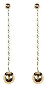 Bony Levy New Bony Levy Ball and Chain Linear Drop Earrings, 14K Gold, BE31924Y