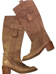 Chlo Brown Boots