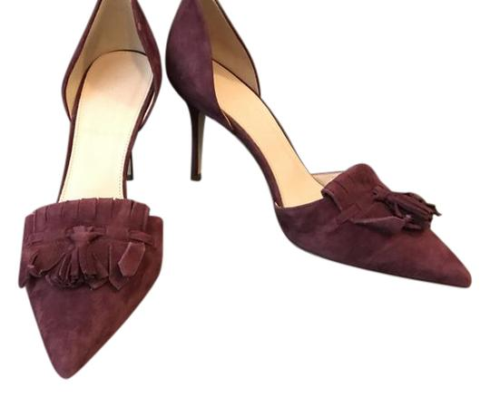 Preload https://img-static.tradesy.com/item/21262495/jcrew-vintage-cabernet-elsie-suede-d-orsay-with-fringe-5m-pumps-size-us-65-regular-m-b-0-1-540-540.jpg