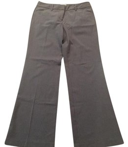 New York & Company Wide Leg Pants Grey