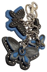 Coach Coach Applique Bag Charm Key Chain : MSRP $90